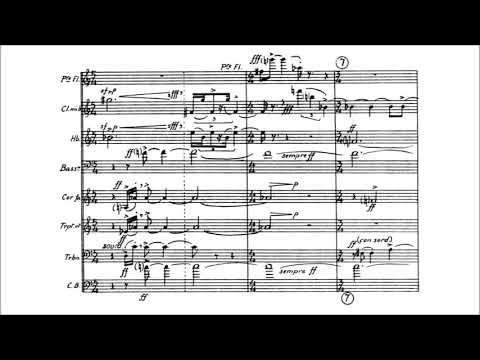 Edgard Varèse - Octandre
