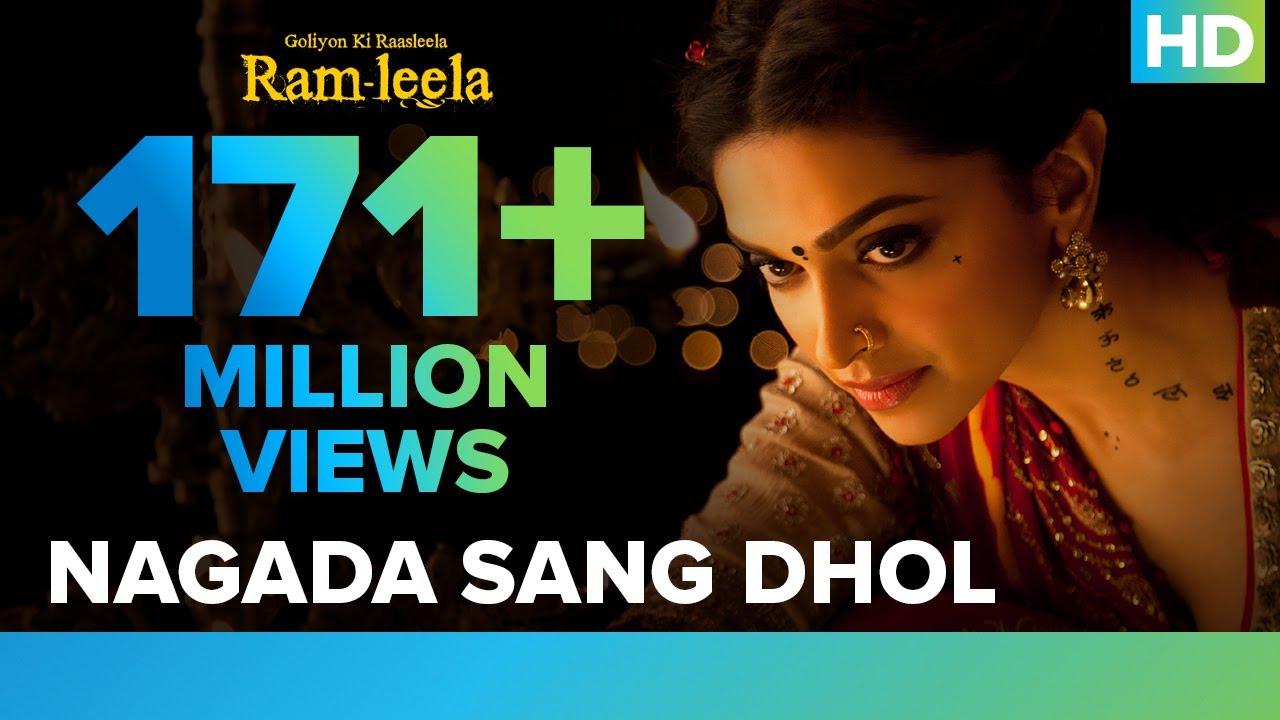 Nagada Sang Dhol (Video Song) | Goliyon Ki Raasleela Ram-leela | Deepika Padukone, Ranveer Singh