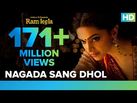 Nagada Sang Dhol Baje Video Song - RamLeela