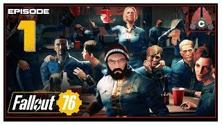 Let's Play Fallout 76 Full Release With CohhCarnage - Episode 1