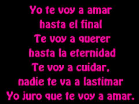 David Bisbal - Hasta el final (Letra) (Solamente vos) Videos De Viajes