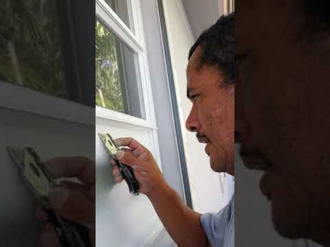 Metal Windows Frame Repainting