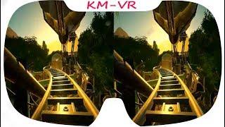 3D-VR VIDEOS 304 SBS Virtual Reality Video google cardboard 2k