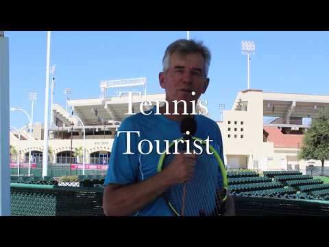 Playing Tennis at Indian Wells Tennis Garden-Tennis Tourist