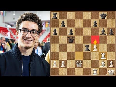 I'm Ready, Magnus! | Caruana vs Anand | Batumi Chess Olympiad (2018)