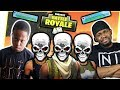 IT S UP TO ME TRENT TO WIN THE GAME FortNite Battle Royale Ep.87