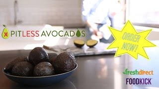Pitless Avocados Only at FreshDirect