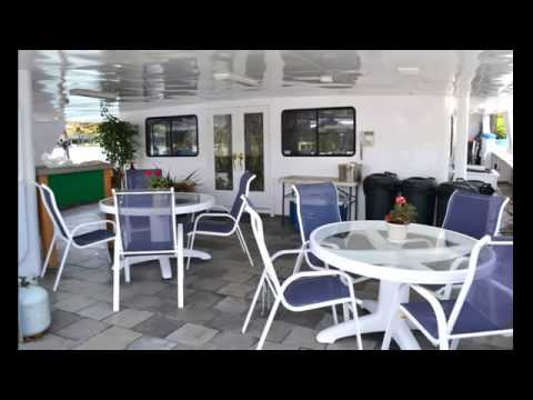 Alaskan Modoc Adventures Fishing Getaway - Floating Hotel, o