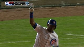 STL@CHC Gm3: Cubs hit six homers in win over Cards