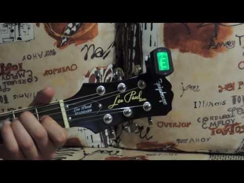 MINI CLIP DIGITAL TUNER ENO MUSIC ET-33 (Guitar Service Demo)
