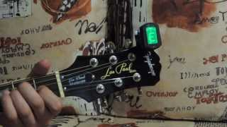 MINI CLIP DIGITAL TUNER ENO MUSIC ET-33 (Guitar Service Demo)