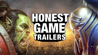 WORLD OF WARCRAFT: BATTLE FOR AZEROTH (Honest Game Trailers)