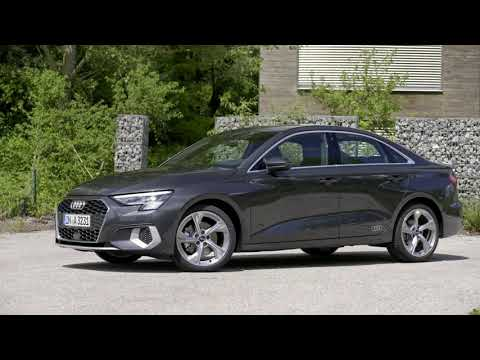 the new audi a3 sedan design in manhattan grey youtube the new audi a3 sedan design in manhattan grey