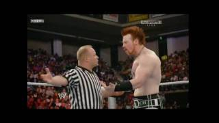 Extreme rules 2010 highlights