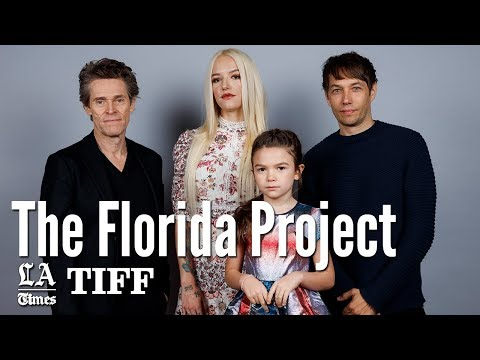 'The Florida Project' Cast And Director On How Reality Informs Fiction   Los Angeles Times