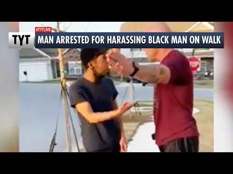 Racist Army Vet ARRESTED For Harassing Black Man