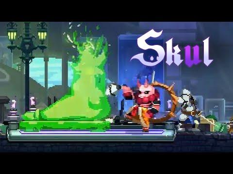Легендарный Якша // Skul: The Hero Slayer #7