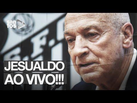 JESUALDO FERREIRA | COLETIVA AO VIVO (22/01/20)