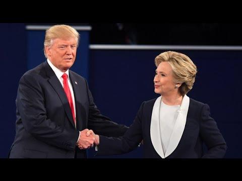 Donald Trump v Hillary Clinton: second debate highlights ...