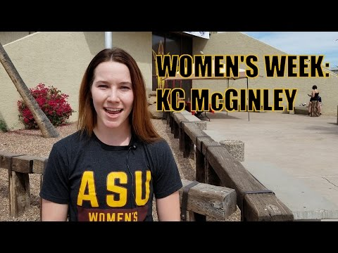 Women's Week: KC McGinley