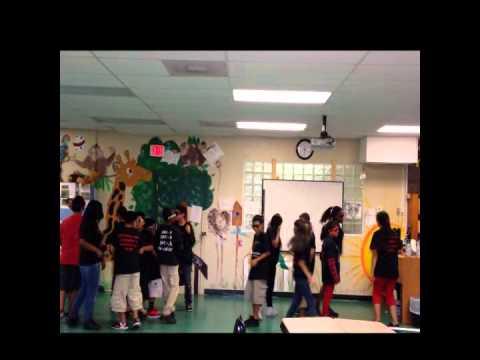 Team Success: 5th grade rotation vs revolution rap