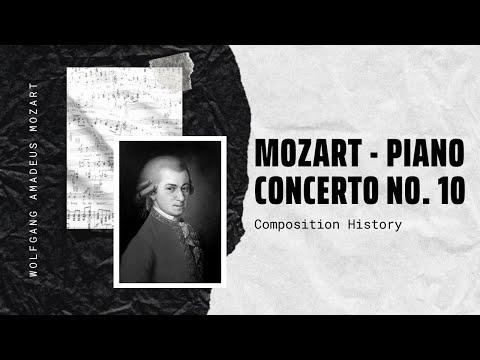 Mozart - Piano Concerto No. 10 K 365