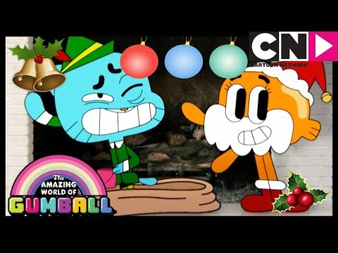 Gumball   🎅 Happy Christmas 🎄   Wishes Come True 🌟   Cartoon Network