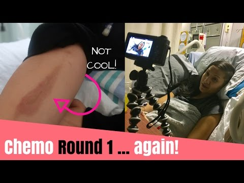 Chemo Round 1… again! | Adriamycin & Taxotere for Metastatic Breast Cancer