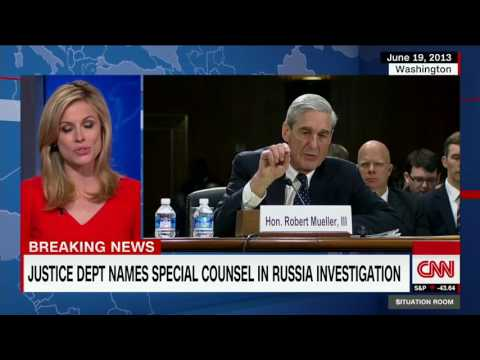 Special Counsel appointed to probe Russian interference in 2016 US presidential election