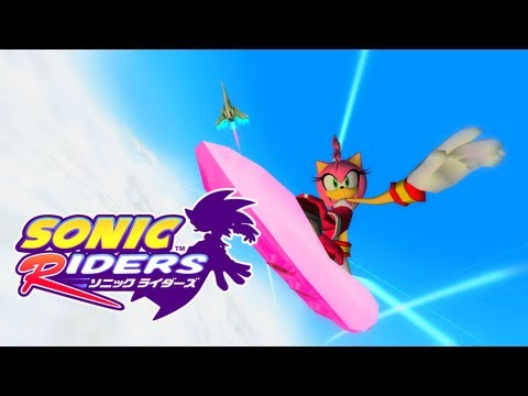 Sonic Riders - Sky Road - Amy [REAL Full HD, Widescreen] 60 FPS