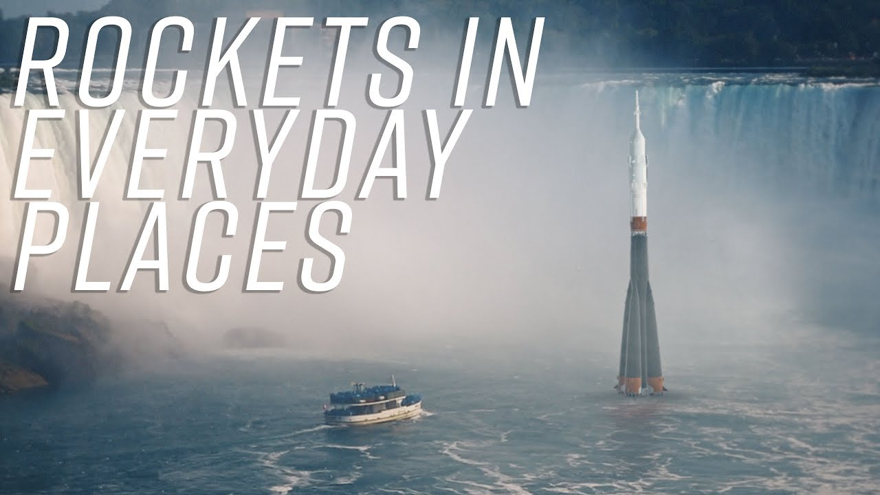 Rockets in Everyday Places - YouTube