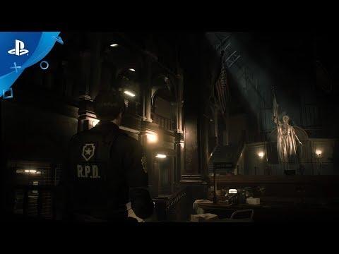 Resident Evil 2 - 1 Shot Demo Trailer   PS4