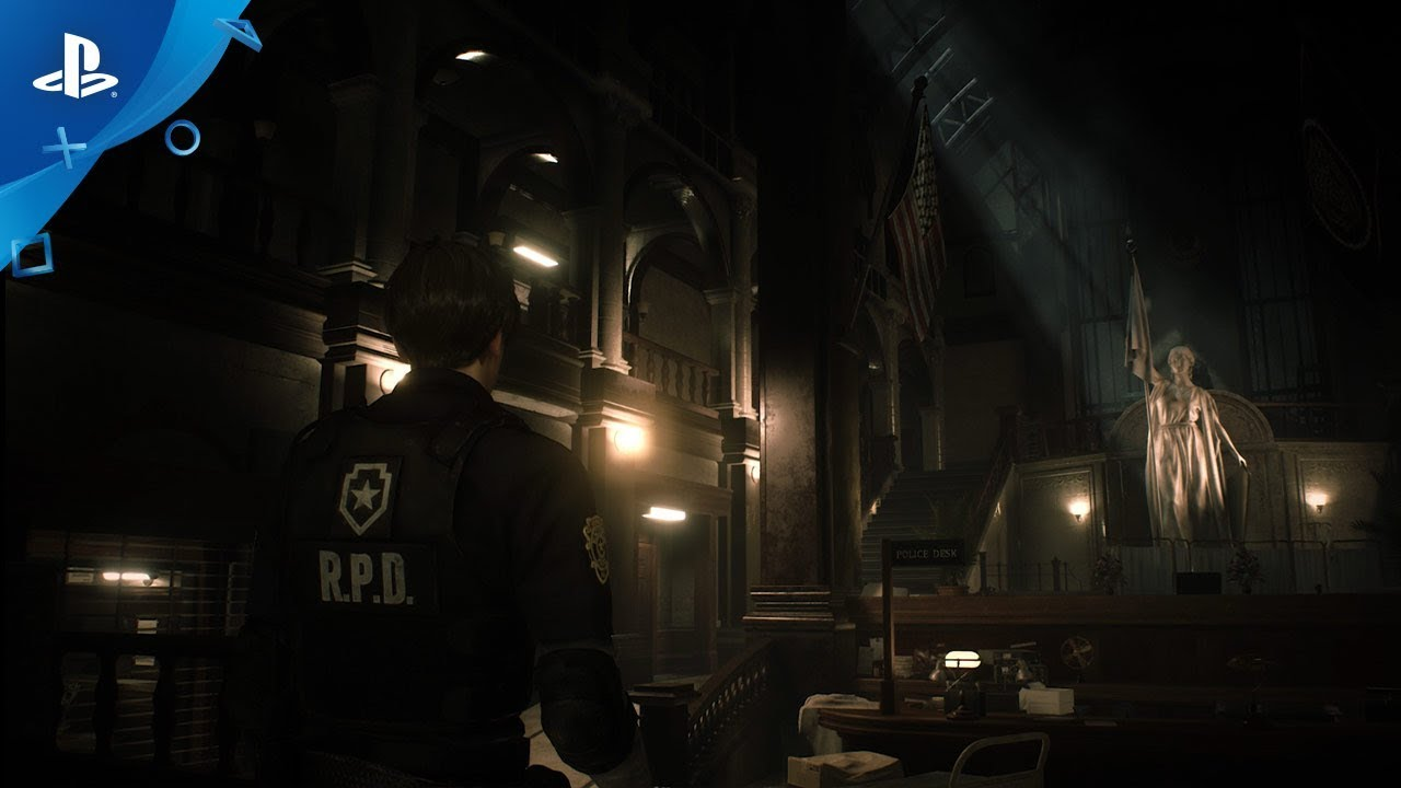 Resident Evil 2 - 1 Shot Demo Trailer | PS4