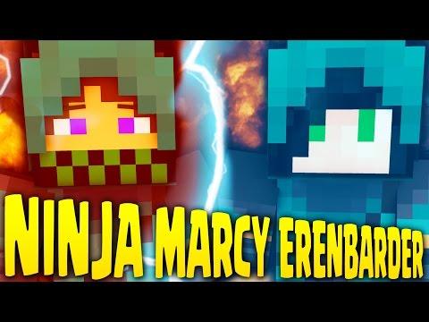 NINJA MARCY E ERENBARDERS SULLE EGGWARS
