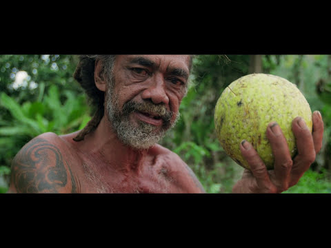 Polynesian People /Pitore/ Maohi culture from Moorea Island