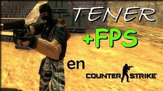 Como aumentar los fps en Counter Strike 1.6 | RojedaHD