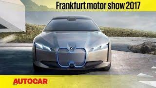 BMW i Vision Dynamics   Frankfurt Motor Show 2017   Autocar India