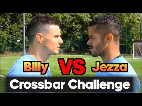 Billy VS Jezza  EPIC CROSSBAR CHALLENGE