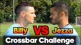 BILLY WINGROVE VS JEREMY LYNCH | EPIC CROSSBAR CHALLENGE