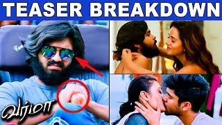 BREAKDOWN : VARMA Official Teaser Review   Bala   Dhruv Vikram   E4 Entertainment   Tamil