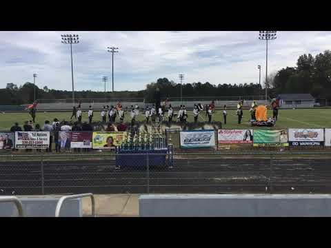 Walter M Williams High School Marching Band 10/20/19
