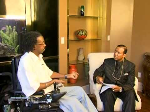 Jerry Cummings Interviews with Teddy Pendergrass