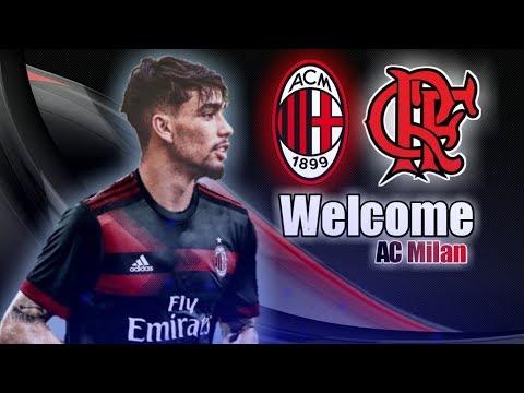 Lucas Paquetá ● Bem Vindo ao Milan | Dribles Mágicos & Bonitos Gols | Flamengo 2018 HD