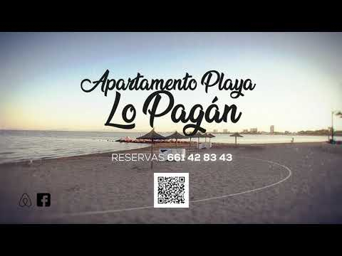Alquiler Apartamento Playa Lo Pagán  Murcia   San Pedro del Pinatar