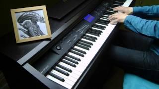 09 Jerry Goldsmith : Alien, Le Huitième Passager Hyper Sleep Cover : Michel Fructus, Piano