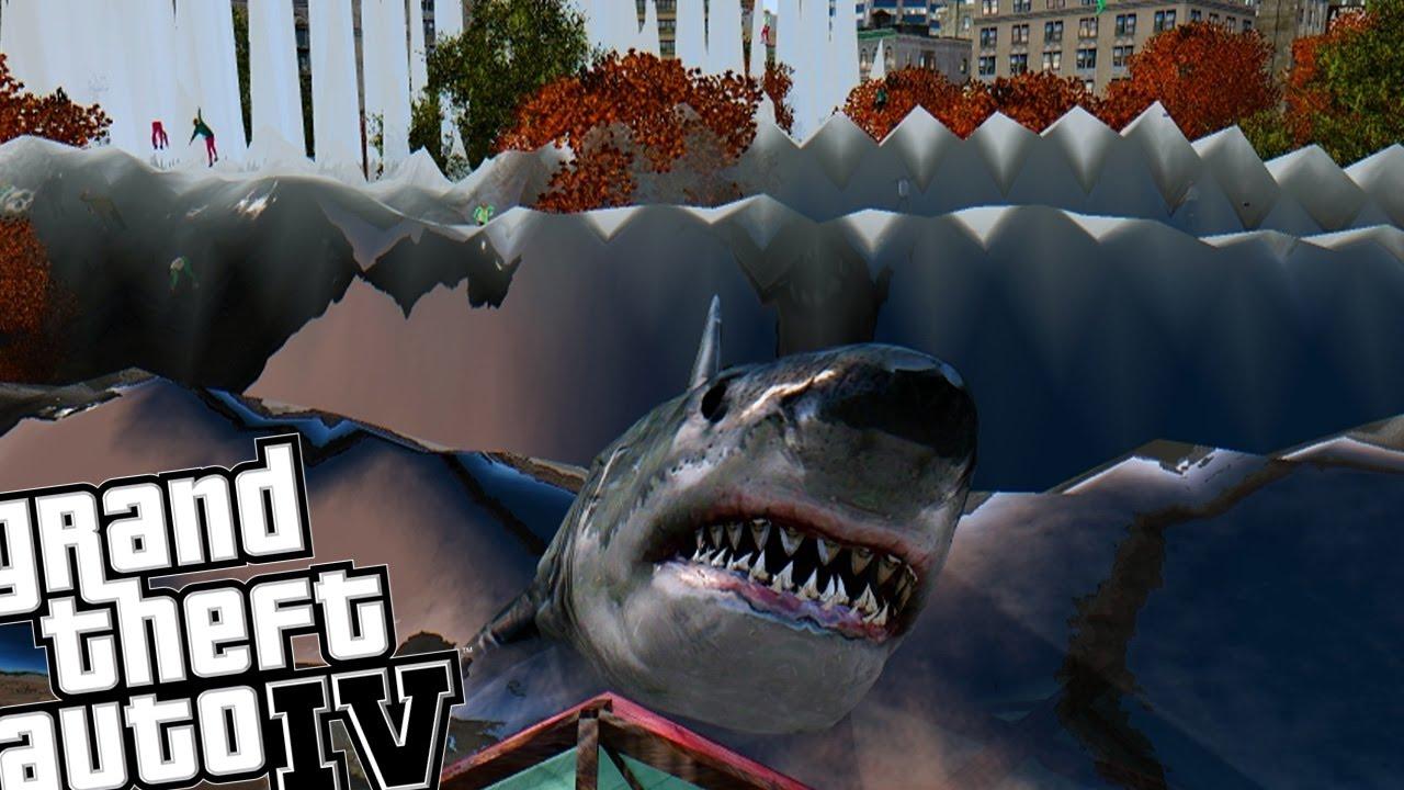 Картинки гта акулы