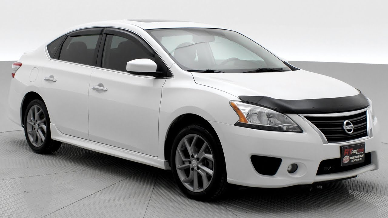 2015 Nissan Sentra SR | Automatic, Alloy Wheels, Sunroof ...