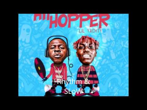 Blac youngsta  Hip hopper ft lil yachty slowed