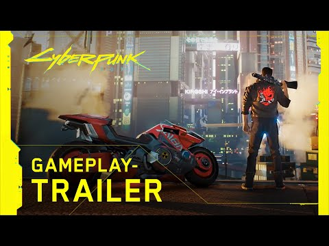 Cyberpunk 2077 — Offizieller Gameplay-Trailer