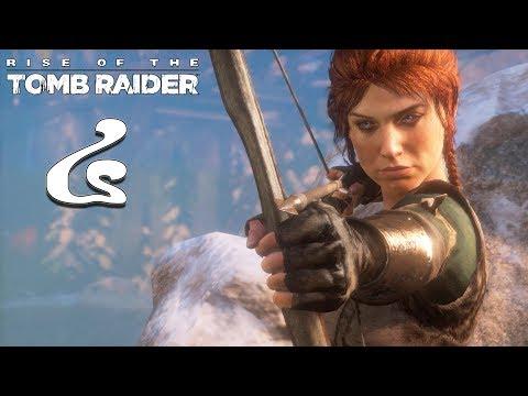 ជើងខ្លាំងបង្ហាញមុខ|Rise of the Tomb Raider Adventure Ep04 Khmer|VPROGAME